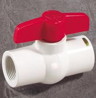 Lifegard Aquatics Threaded Ball Valve - 1""
