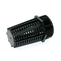 Lifegard Aquatics Threaded Bulkhead Screen - 3/4""