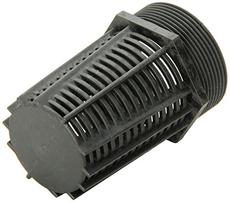 Lifegard Aquatics Threaded Bulkhead Screen - 2""