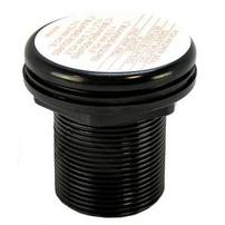 Lifegard Aquatics Double Threaded Bulkhead - 1/2""