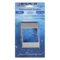 Gulfstream Tropical Replacement Scrapers for Mag-Float Scrape - 2 pk