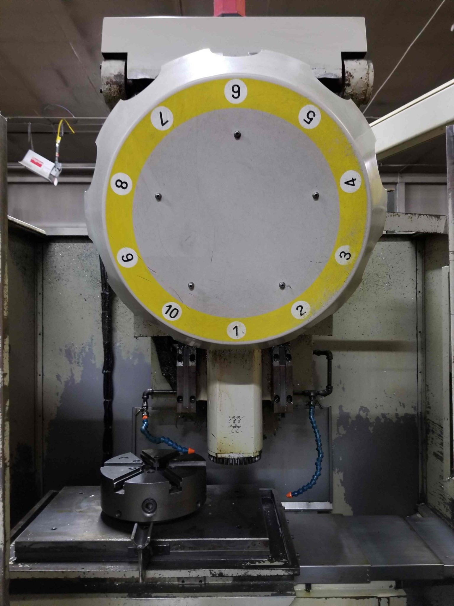 Fanuc Drill Tapping Milling CNC Machine For Sale   Call 616